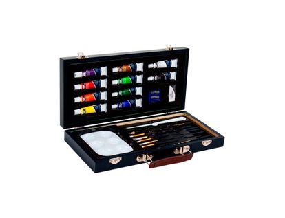 set-arte-25-piezas-maletin-madera-90672240156
