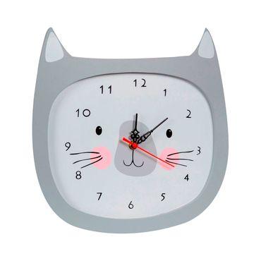 reloj-de-pared-gato-gris-7701016287630