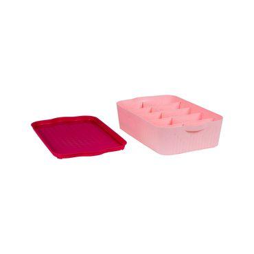 caja-organizadora-con-divisiones-8x31-5x21cm-rosado-1-7701016316255