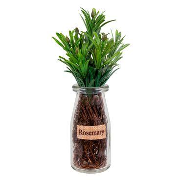 planta-artificial-23cm-romero-botella-vidrio-7701016270311