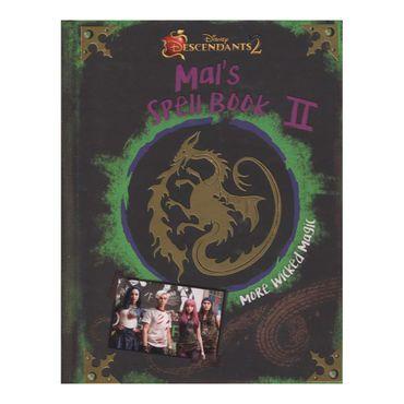 descendants-2-mal-s-spell-book-ii-more-wicked-magic-9781368000413