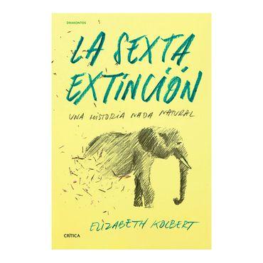 la-sexta-extincion-9788498927795