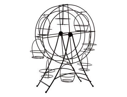 soporte-para-cupcakes-forma-rueda-8-puestos-negro-7701016269476