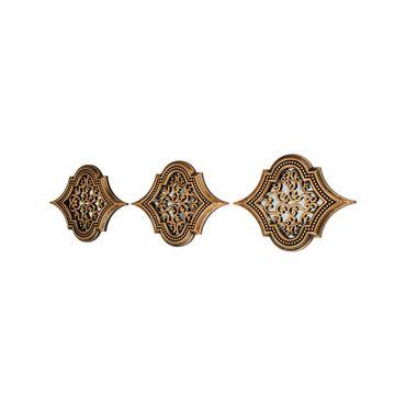 set-de-espejos-dorados-diseno-de-arabescos-7701016290579