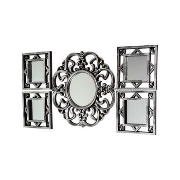 set-de-5-espejos-diseno-de-corona-7701016291545
