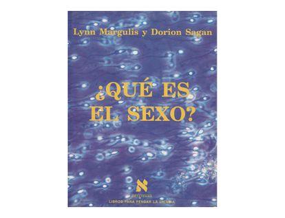 -que-es-el-sexo--9788483106082
