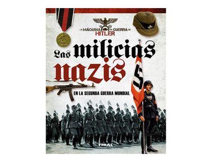 las-milicias-nazis-9788499282374