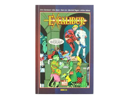 excalibur-vol-2-9788496874138