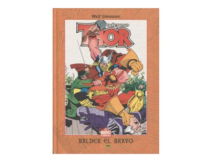 el-poderoso-thor-no-6-balder-el-bravo-9788496874404