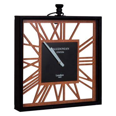 reloj-de-pared-cuadrado-cafe-con-negro-7701016269865