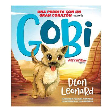 gobi-una-perrita-de-gran-corazon-bilingue-9780718098759
