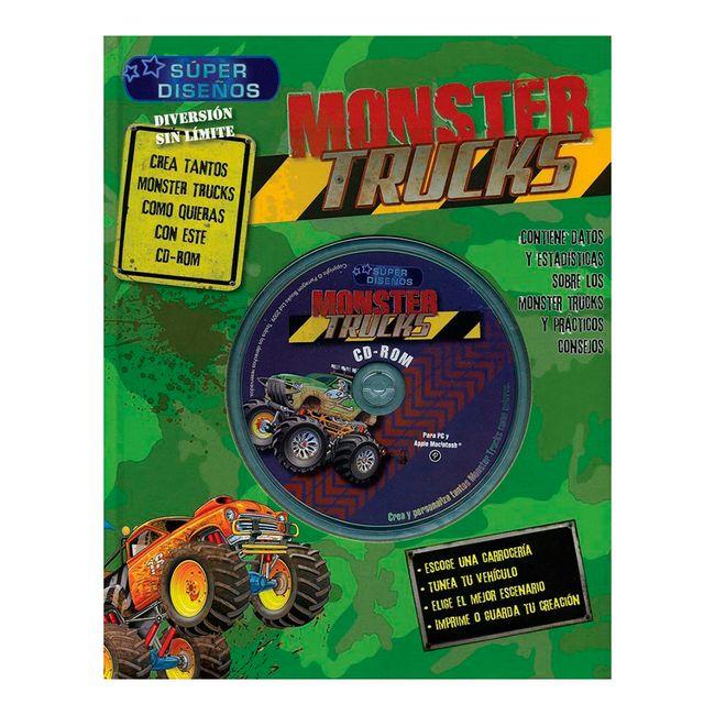 Monster Trucks + CD-ROM - Panamericana