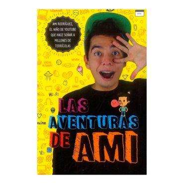 las-aventuras-de-ami-9789585407435
