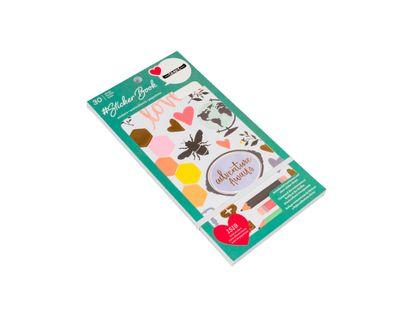 libro-de-stickers-30-hojas-one-canoe-two-1519-pegatinas-718813448703
