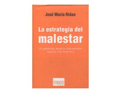 la-estrategia-del-malestar-9788483838037