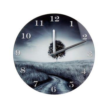reloj-circular-de-pared-motivo-arbol-y-horizonte-7701016261012