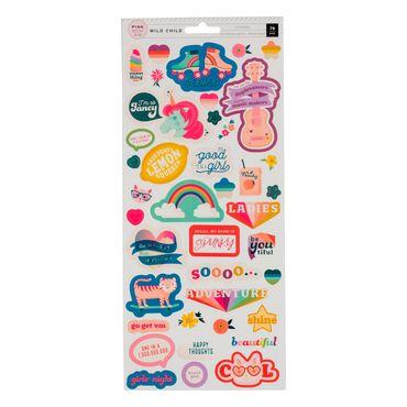 set-de-stickers-adhesivo-x87-unidades-wild-child-nina--718813105965