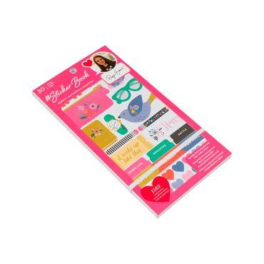 libro-de-stickers-30-hojas-page-evans-1163-pegatinas-718813448673