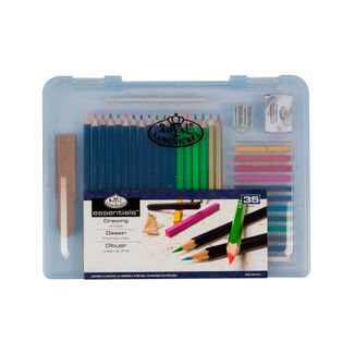 set-de-dibujo-35-piezas-estuche-plastico-royal-90672066183