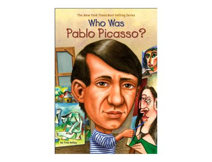 who-was-pablo-picasso--9780448449876