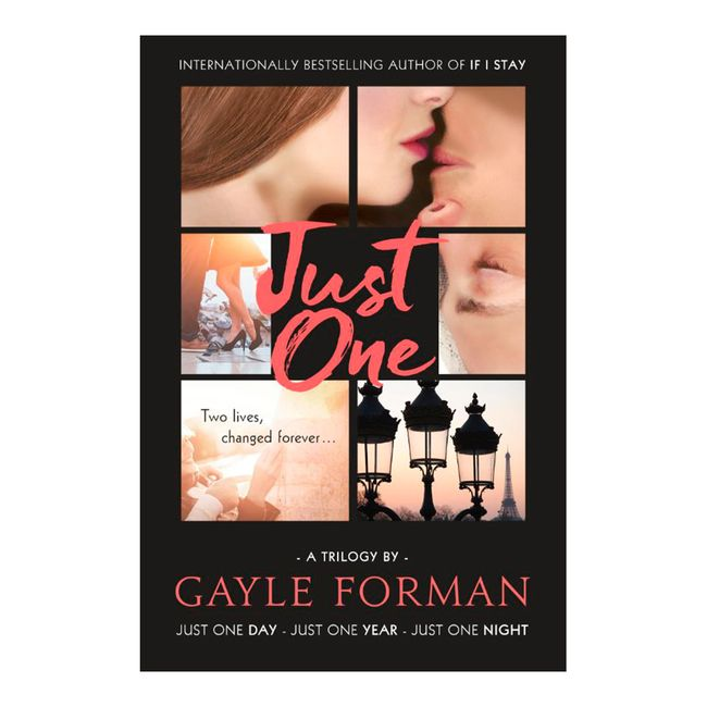 just one day by gayle forman essay Critical analysis essay on if i stay by gayle forman if i stay is the story of mia, a seventeen-year-old cellist with a life filled with joy and choices she possesses a promising future, but, in a terrible tragedy that leaves her best friend and loving boyfriend in panic, she loses the life she has always loved.