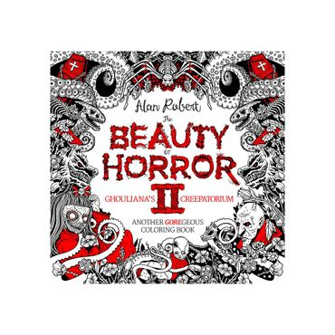 the-beauty-of-horror-ii-ghouliana-s-creepatorium-coloring-book-9781684050703