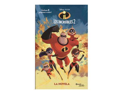 los-increibles-2-la-novela-9789584269645