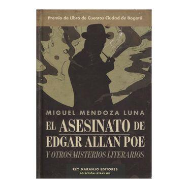 el-asesinato-de-edgar-allan-poe-y-otros-misterios-literarios-9789588969657