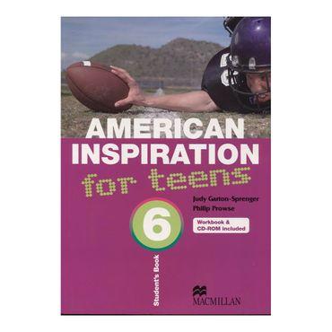 american-inspiration-6-workbook-cd-9788574186740