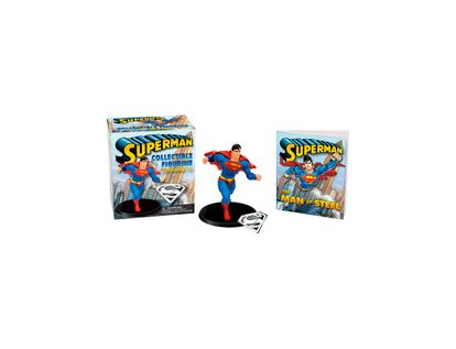 mk-superman-collectible-figurine-and-pendant-kit-9780762449088