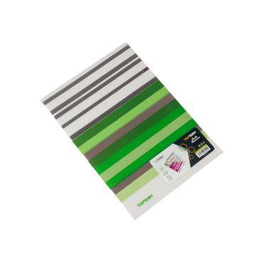 carpeta-a4-3-bolsillos-verde-a-rayas-6932717130241