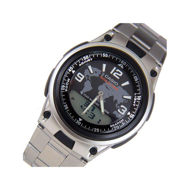 d7df732efae5 Reloj Casio analógico digital AW-80D-1A2VDF para hombre