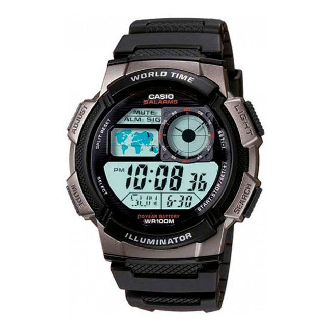 befd4212a27e Reloj digital Casio AE-1000W-1BVDF para hombre