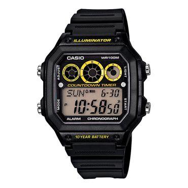 b007686eea91 Reloj digital Casio AE-1300WH-1AVDF para hombre
