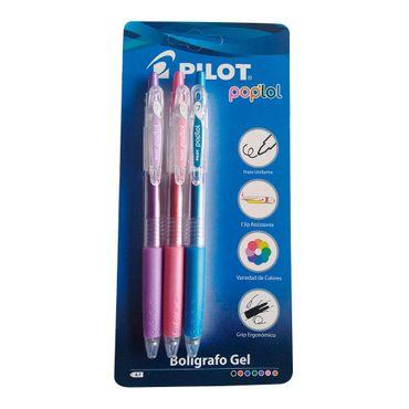 boligrafo-pilot-pop-lol-x-3-unidades-metalizado-7707324372112