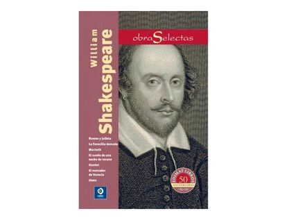william-shakespeare-obras-selectas-9788497941426