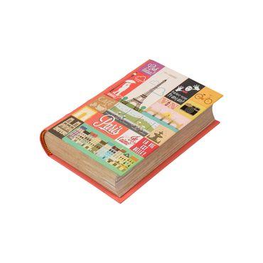 set-de-utiles-tipo-libro-paris-city-8435385706629