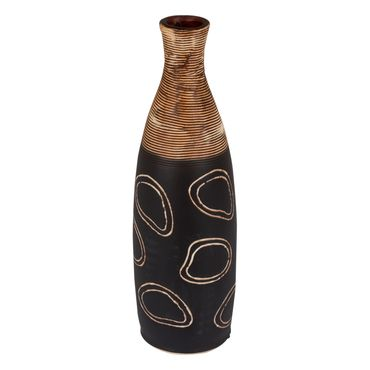 florero-cafe-beige-circulos-ceramica-3300150002143