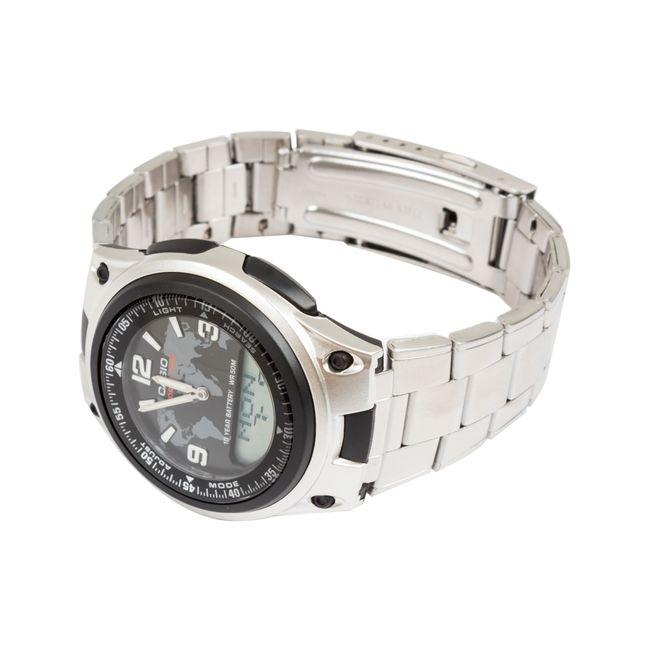 42ad993372c4 Reloj Casio analógico digital AW-80D-1A2VDF para hombre