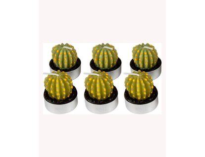 set-de-velas-6-piezas-cactus-de-barril-verde-3300110001742