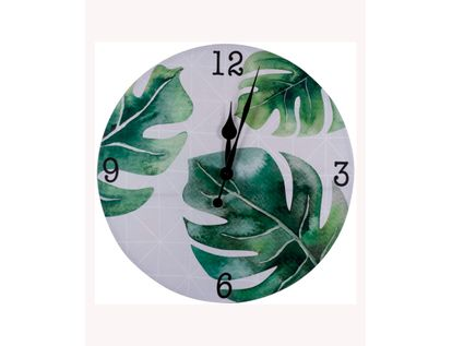 reloj-de-pared-50cm-circular-monstera-tropical-7701016442398