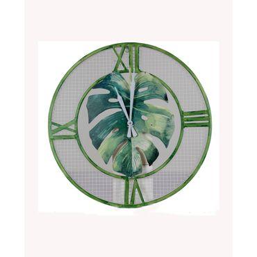 reloj-de-pared-60cm-circular-monstera-tropical-verde-7701016442671