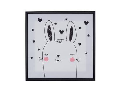 cuadro-decorativo-35x35-cm-estampado-conejo-7701016441919