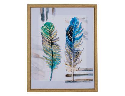 cuadro-decorativo-40x50cm-estampado-plumas-7701016442114