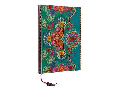 libreta-ejecutiva-collage-verde-con-flores-1-9788416586431