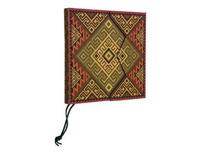 libreta-ejecutiva-17x17-cm-hojas-rayada-precolombina-mapuche-sol-iman-1-9788416055968