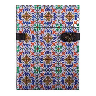 libreta-ejecutiva-de-hojas-rayadas-diseno-azulejos-multicolor-9788416055302