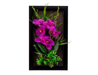 planta-artificial-con-marco-y-orquidea-morada-40-cm-3300150002792