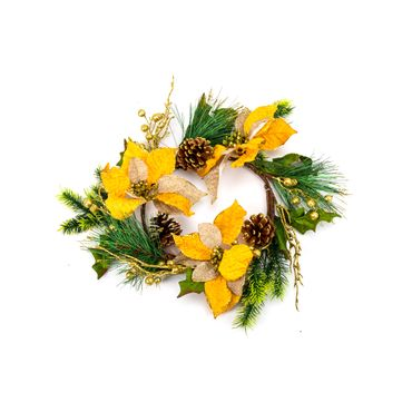 corona-poinsettias-amarillo-y-cafe-36-cm-7701016488327