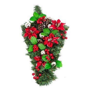 ramo-poinsettias-rojas-pinas-y-bolas-plateadas-56-cm-7701016488594